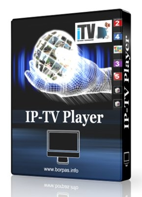 IP-TV Player 50.0 RePack (& Portable) by elchupacabra