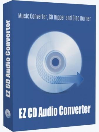 EZ CD Audio Converter 9.1.0.1 (x86) RePack (& Portable) by KpoJIuK