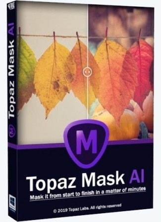 Topaz Mask AI 1.1.0 RePack (& Portable) by TryRooM