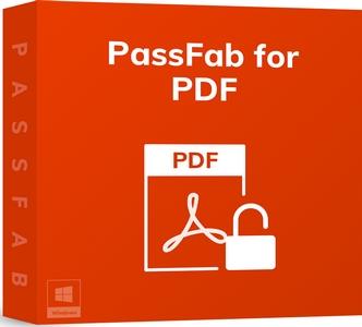 PassFab for PDF 8.2.0.7