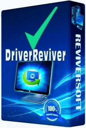 Загрузчик обновленных драйверов - ReviverSoft Driver Reviver 5.33.1.4 RePack (& Portable) by TryRooM