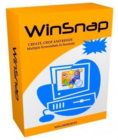 Скриншотер с расширенными возможностями - WinSnap 5.2.2 RePack (& Portable) by TryRooM