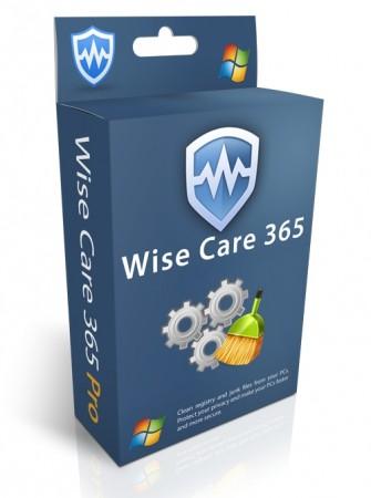 Оптимизация и настройка ПК - Wise Care 365 Pro 5.4.9.545   RePack & Portable by elchupacabra