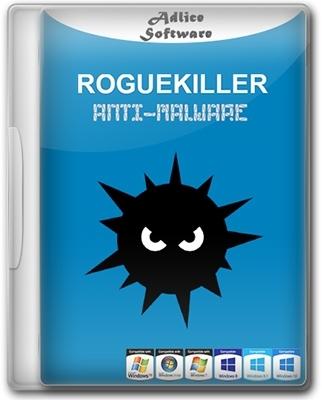 Поиск вирусов на компьютере - RogueKiller Anti-Malware 14.2.1.0 + Portable