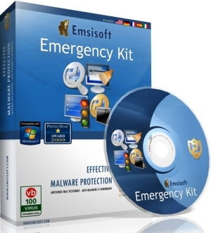 Антивирус без установки и интернета - Emsisoft Emergency Kit 2020.3.0.10025 Portable