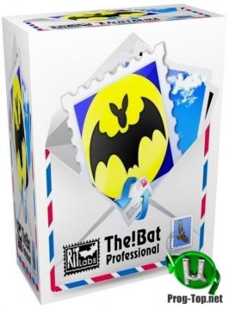 Обработка электронной почты - The Bat! Professional Edition 9.1.6 RePack (& Portable) by elchupacabra