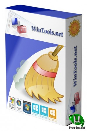 Чистка диска и реестра Windows - WinTools.net Premium 20.3.0 RePack (& portable) by KpoJIuK