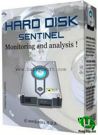 Анализ проблем с жестким диском - Hard Disk Sentinel Pro 5.61 Build 11463 Final RePack (& Portable) by TryRooM