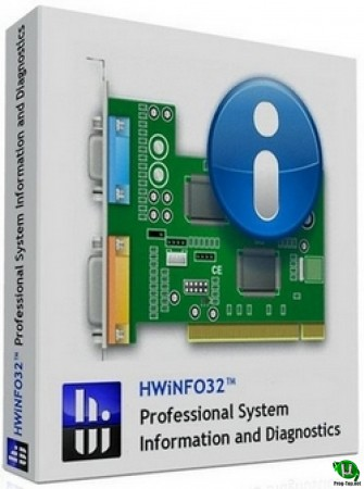 HWiNFO 6.24 Build 4120 + Portable характеристики компьютера