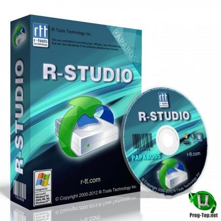 Надежное восстановление данных - R-Studio 8.13 Build 176051 Network Edition RePack (& portable) by KpoJIuK