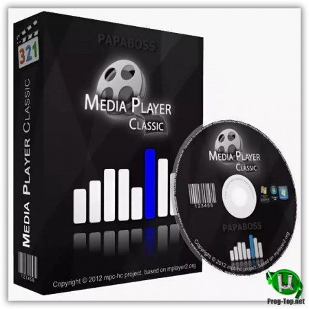 Универсальный видеоплеер - Media Player Classic Home Cinema 1.9.2 RePack (& portable) by KpoJIuK