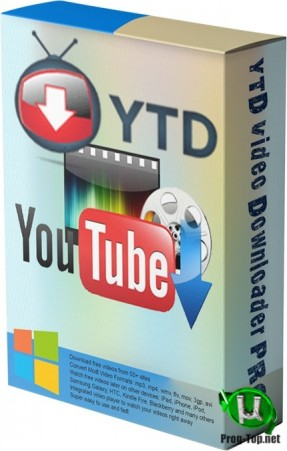 YTD Video Downloader звгрузчик видео PRO 5.9.16.2 RePack (& Portable) by TryRooM