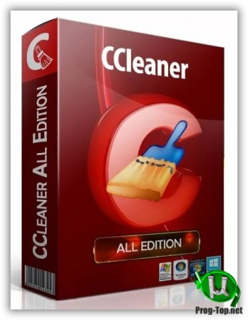 Чистка системного мусора - CCleaner 5.65.7632 Free/Professional/Business/Technician Edition RePack (& Portable) by elchupacabra