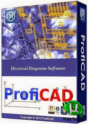 Создание технической документации - ProfiCAD 10.4.5