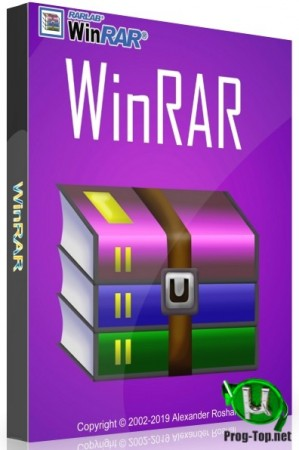 WinRAR репак 5.90 (& Portable) by TryRooM