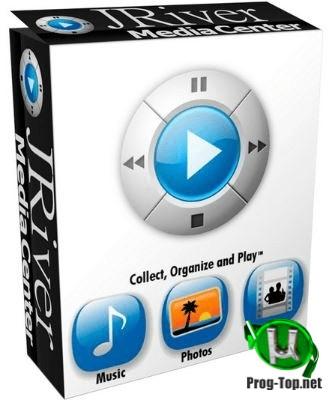 Универсальный медиаредактор - JRiver Media Center 26.0.47 RePack (& Portable) by elchupacabra
