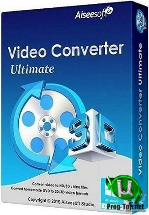 DVD конвертер - Aiseesoft Video Converter Ultimate 10.0.6 RePack (& Portable) by TryRooM