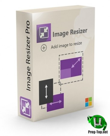 Редактор размера картинок - Resizer Pro 1.2 Portable by AlekseyPopovv