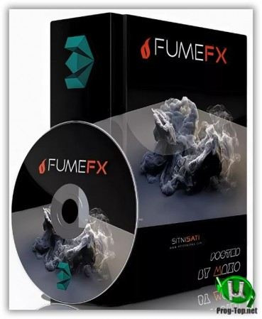 Плагин динамики для Maxon Cinema 4D - Sitni Sati FumeFX 5.0.2 for Cinema 4D