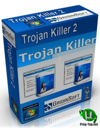 Защита ПК от киберугроз - Trojan Killer 2.1.26 RePack (& portable) by elchupacabra