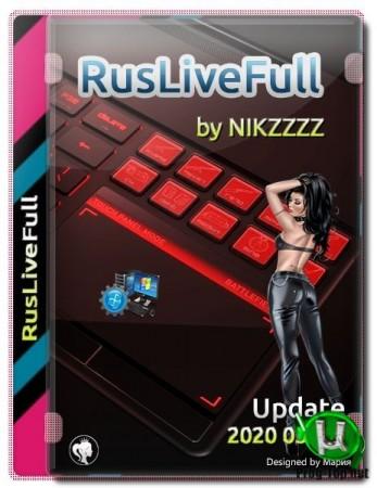 RusLive мультизагрузочный диск 2020.07.07