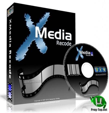 Видео в мобильник - XMedia Recode 3.5.2.0 + Portable
