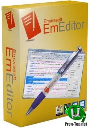 Emurasoft EmEditor текстовый редактор для программистов Professional 19.8.5 RePack (& Portable) by KpoJIuK