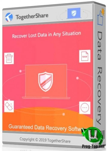 "TogetherShare Data Recovery восстановление данных 7.1 Professional (акция ""Comss"")"