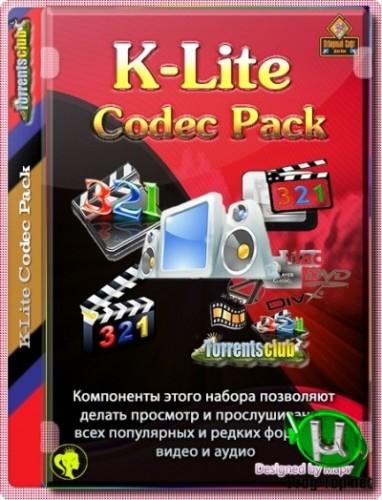 K-Lite Codec Pack видео и аудио кодеки 15.5.0 Mega/Full/Standard/Basic + Update