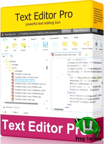 Text Editor Pro 15.1.0 + Portable