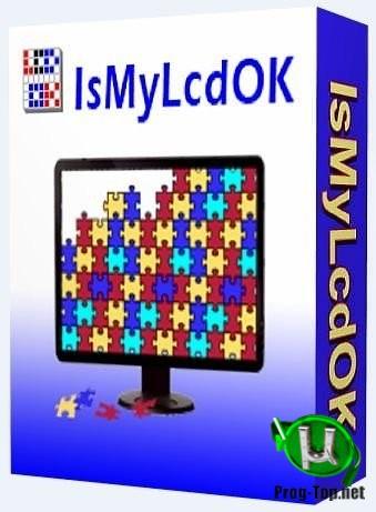 IsMyLcdOK проверка монитора на битые пиксели 3.71