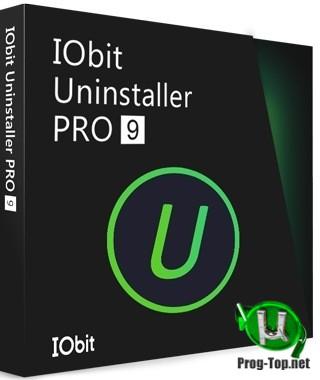 IObit Uninstaller корректное удаление приложений Pro 9.6.0.1