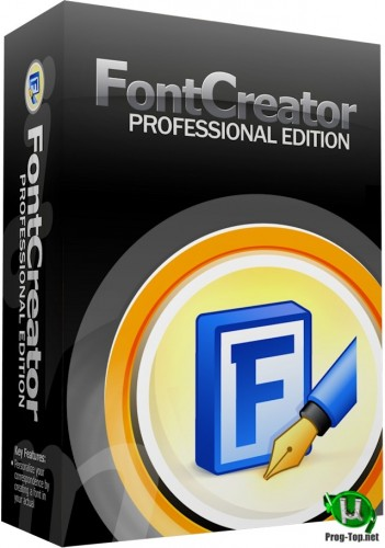 FontCreator создание рукописного шрифта Professional Edition 13.0.0.2678 RePack (& Portable) by elchupacabra