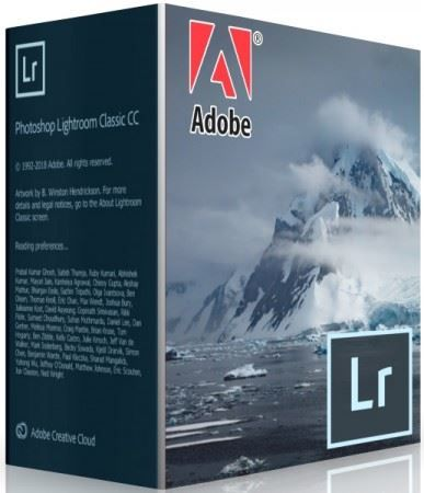 Adobe Photoshop Lightroom Classic конвертер и редактор изображений 9.3.0.10 RePack by KpoJIuK