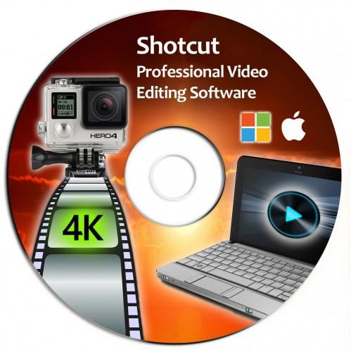 Shotcut обработка видео 20.07.11 + Portable
