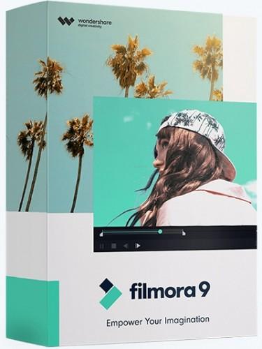 Wondershare Filmora домашние фильмы с фото и видео 9.5.1.7 Repack (& Portable) by elchupacabra