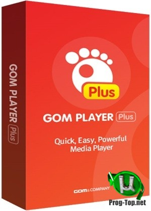 GOM Player Plus качественное воспроизведение видео 2.3.55.5319 RePack (& Portable) by Dodakaedr
