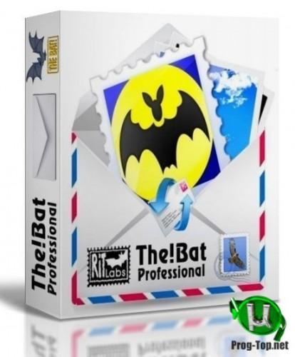 The Bat! автообработка электронной почты Professional 9.2.2 RePack by KpoJIuK