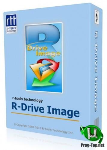 R-Drive Image восстановление системного раздела 6.3 Build 6306 + BootCD