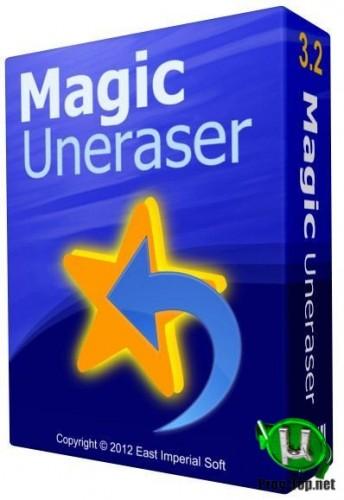 Magic Uneraser восстановление файлов всех типов Home / Office / Commercial Edition 5.1 RePack (& Portable) by Dodakaedr