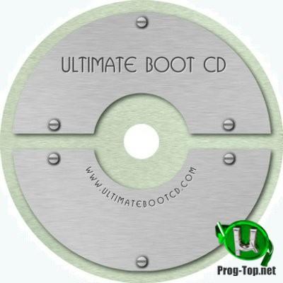 Решение компьютерных проблем - Ultimate Boot CD 5.3.9