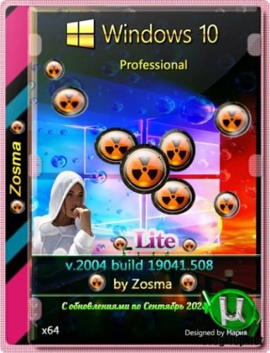 Windows 10 Pro Lite 2004 build 19041.508 by Zosma (x64)