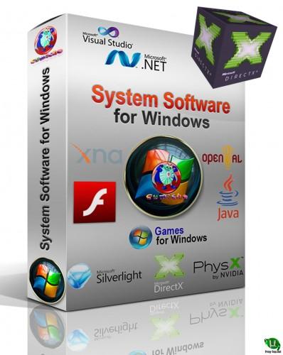 Установщик нужных программ - System software for Windows v.3.4.0