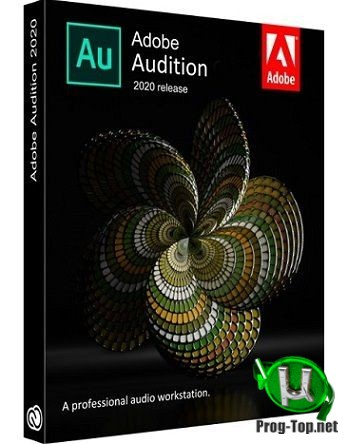 Adobe Audition редактор аудио 2020 13.0.10.32 RePack by KpoJIuK