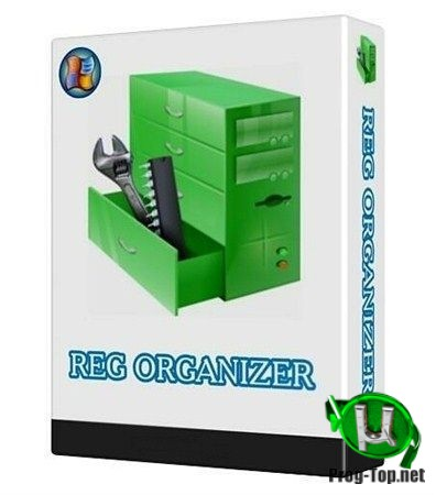 Оптимизация реестра Windows - Reg Organizer 8.55 Repack (& Portable) by Dodakaedr