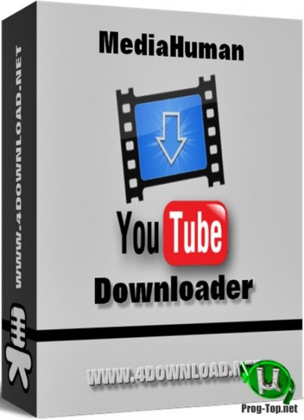 Программа-загрузчик - MediaHuman YouTube Downloader 3.9.9.47 (1710) RePack (& Portable) by TryRooM