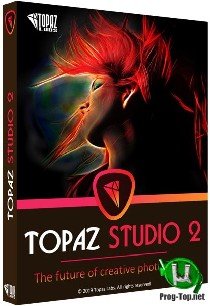 Профессиональный редактор фото - Topaz Studio 2.3.1 RePack (& Portable) by TryRooM