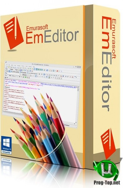 Emurasoft EmEditor Professional 20.2.1 репак на русском (& Portable) by KpoJIuK