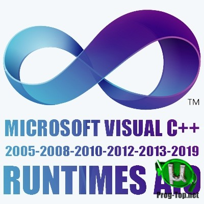 Установщик библиотек Windows - Microsoft Visual C++ 14.28.29325.2 Runtimes AIO (x86-x64) Repack by @ricktendo64