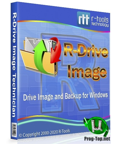 Восстановление системы из образа - R-Drive Image 6.3 Build 6307 RePack (& Portable) by KpoJIuK